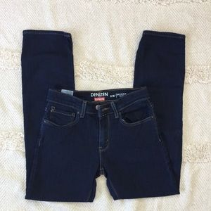 Boys Levi's Denizen Dark Skinny Jeans Size14